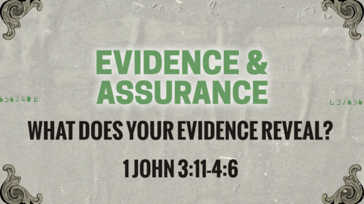 What does your evidence reveal?