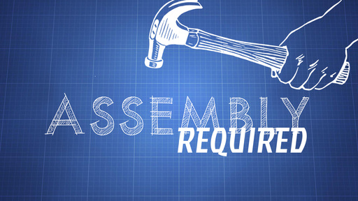 Assembly Required (Week 4) - The Church Worships God