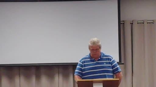 Sermon 6-14-2020 Part One