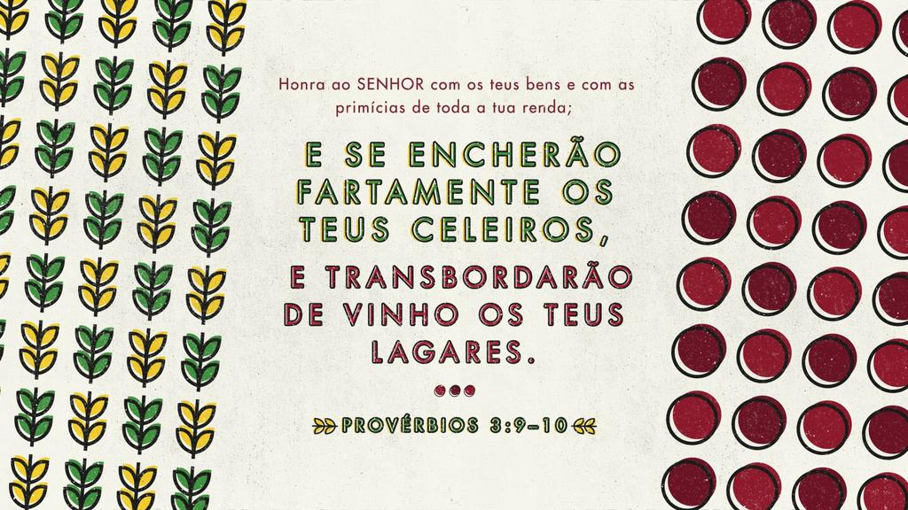 Provérbios 3.9–10 large preview