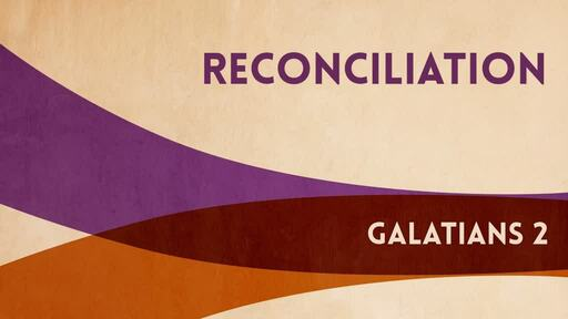 Agents of Reconciliation