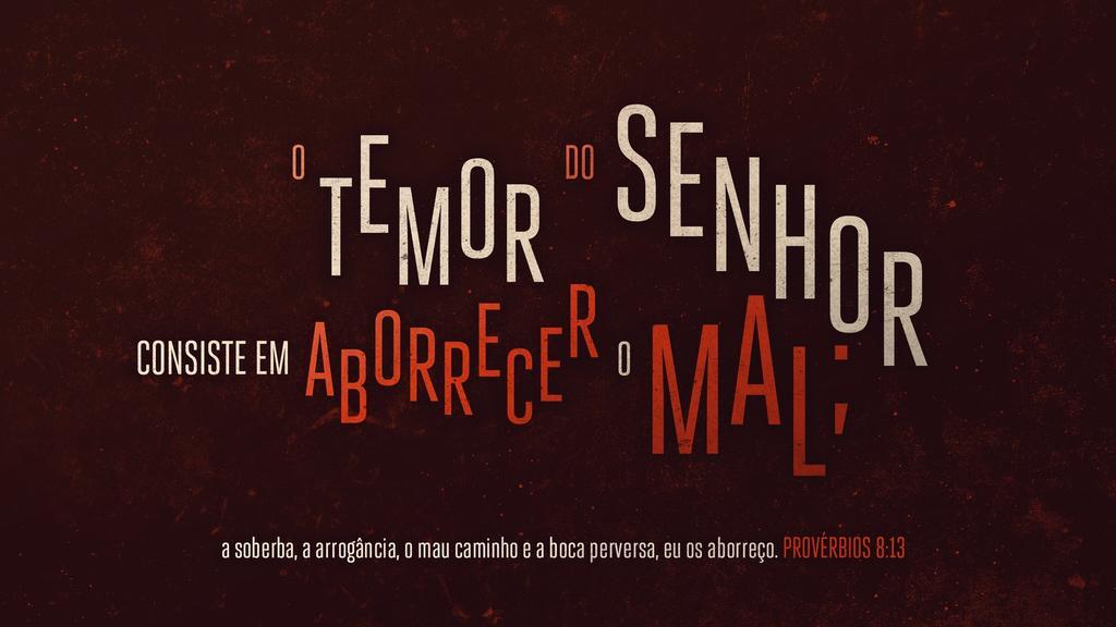 Provérbios 8.13 large preview