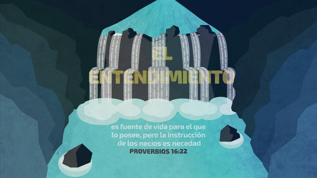 Proverbios 16.22 large preview