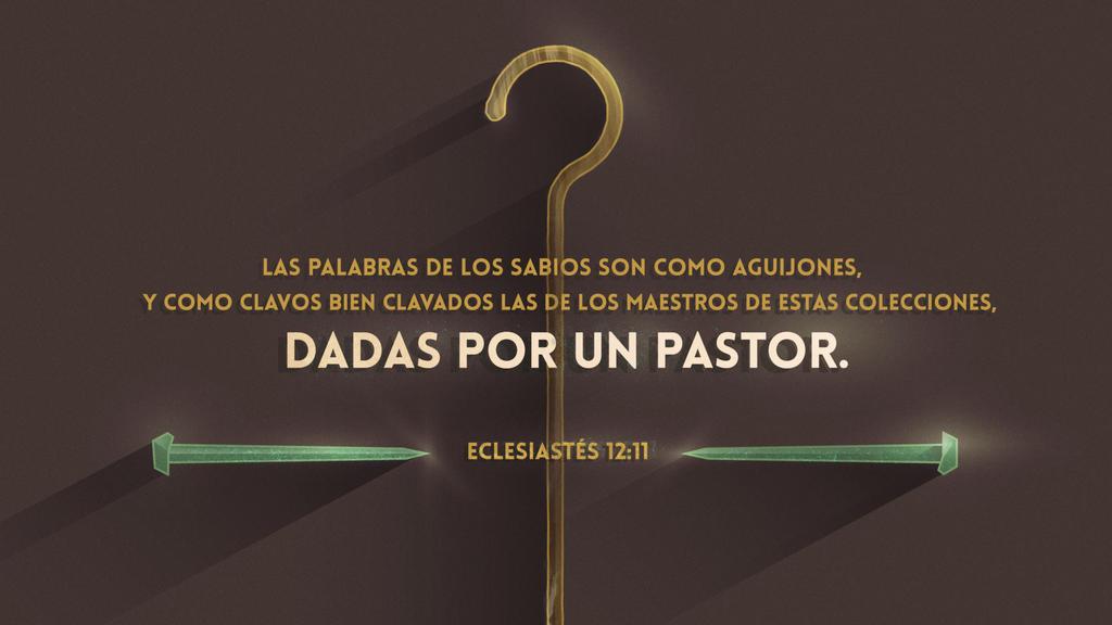 Eclesiastés 12.11 large preview
