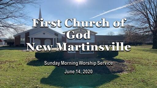 Sunday Morning Worship June 14, 2020
