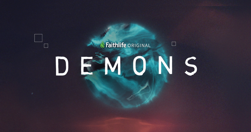 new demons documentary with Dr. Michael Heiser