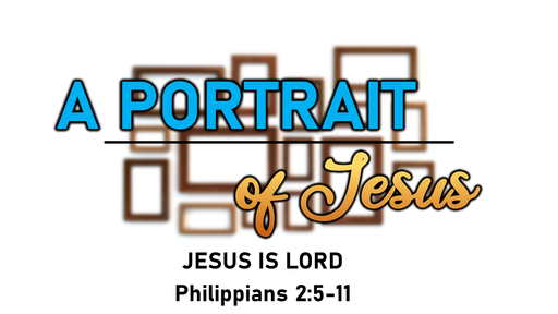 Portrait of Jesus - May 24