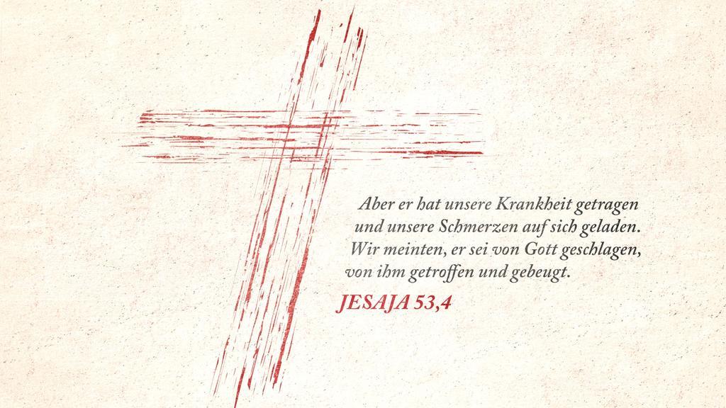 Jesaja 53,4 large preview
