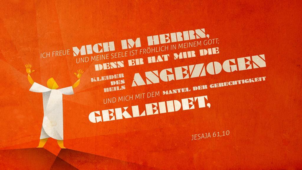 Jesaja 61,10 large preview