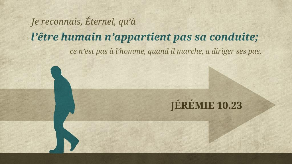 Jérémie 10.23 large preview