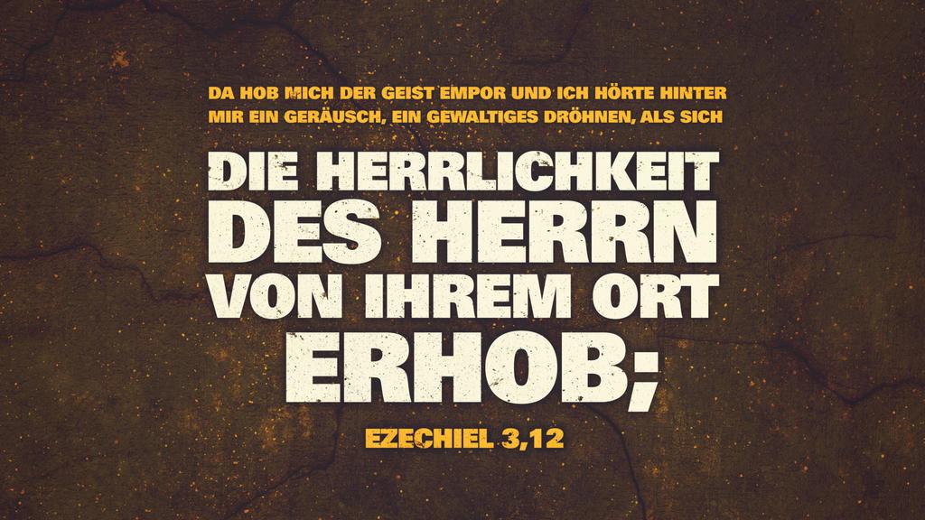 Ezechiel 3,12 large preview