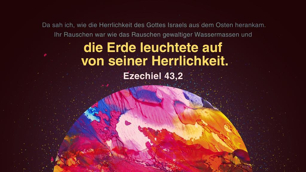 Ezechiel 43,2 large preview