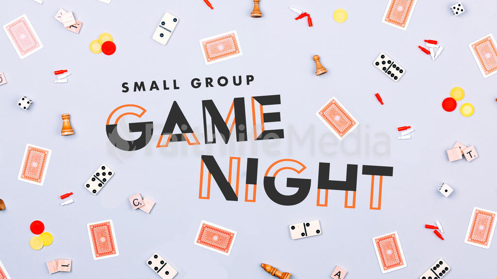 Small Group Game Night large preview
