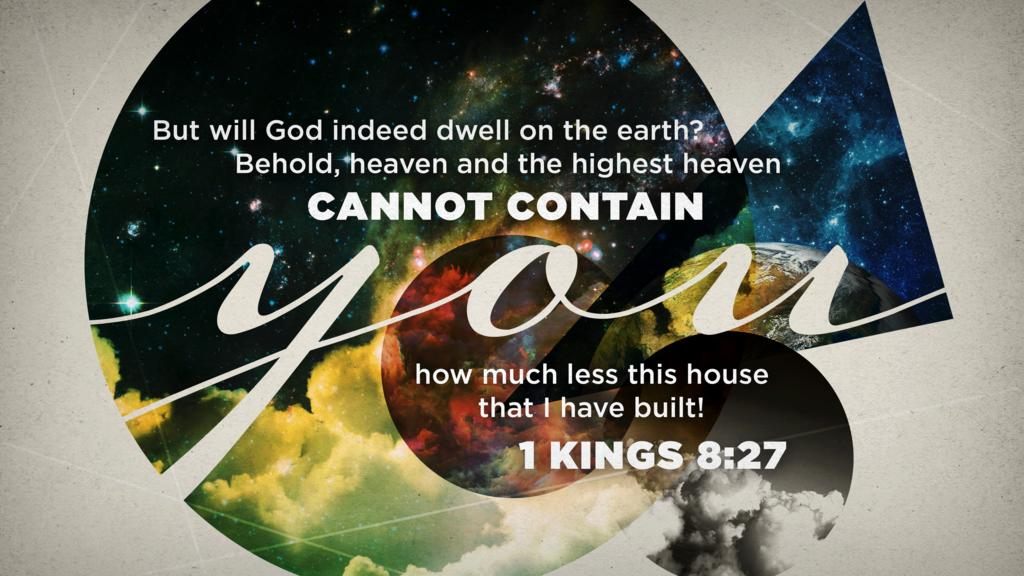 1 Kings 8:27 large preview