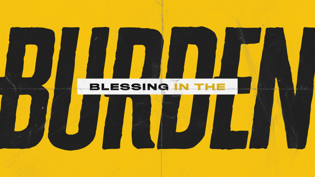 Blessing in The Burden large preview