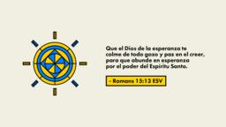 Romans 15 Verse  PowerPoint image 2
