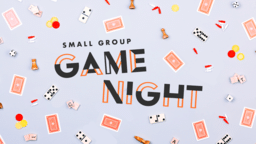 Small Group Game Night  PowerPoint image 1