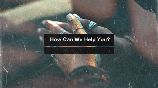How Can We Help You Hands