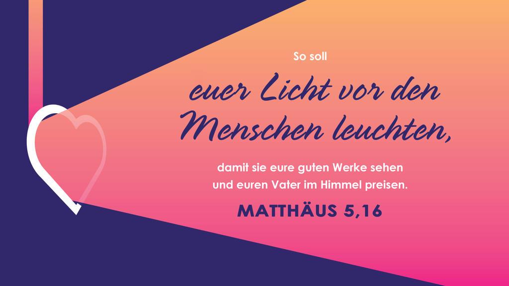 Matthäus 5,16 large preview