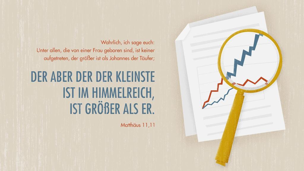 Matthäus 11,11 large preview