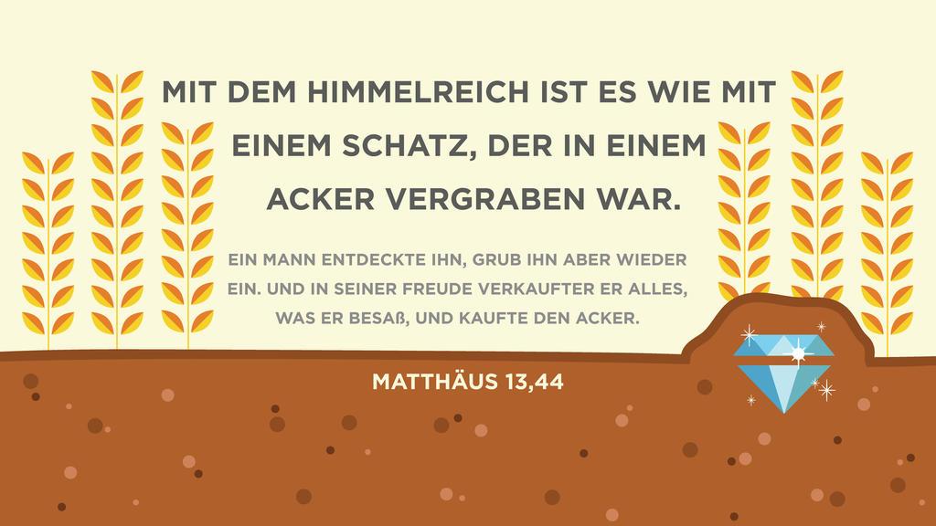 Matthäus 13,44 large preview
