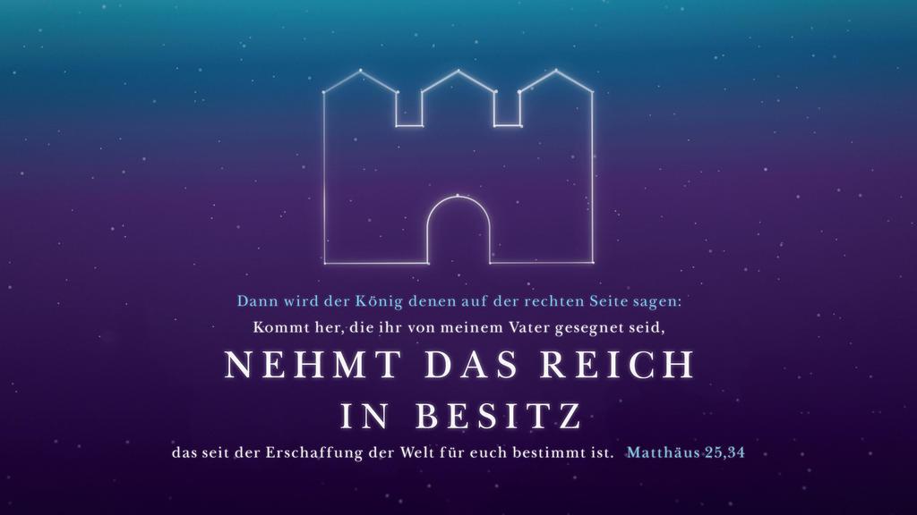 Matthäus 25,34 large preview