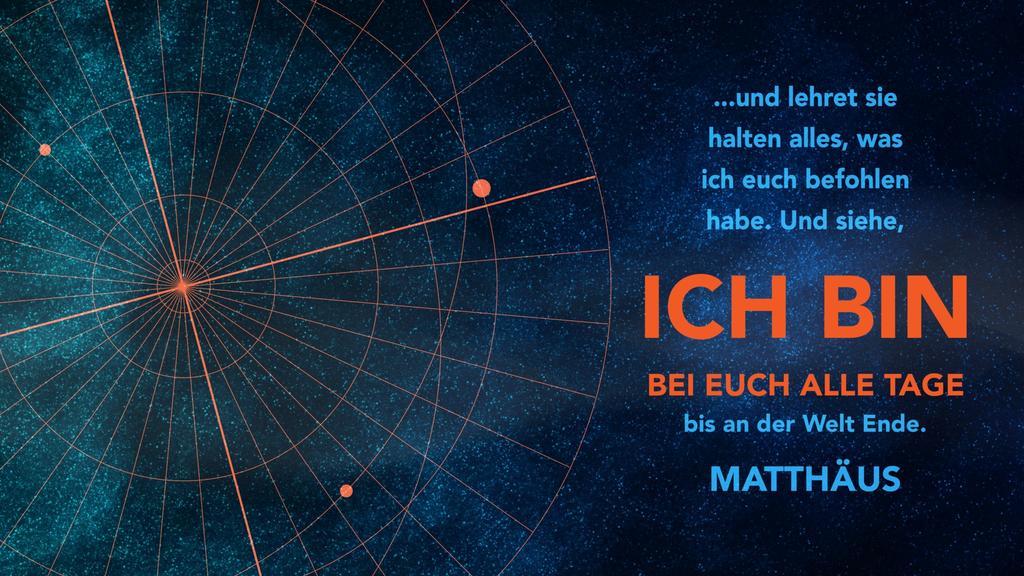 Matthäus 28,20 large preview