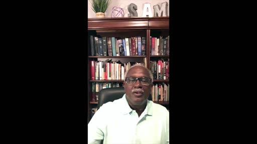 Blessing Your Children - Part II (Pastor, Dr. Samuel N. Smith)