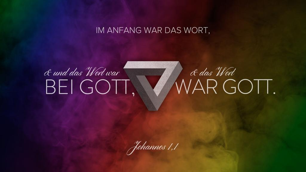 Johannes 1,1 large preview