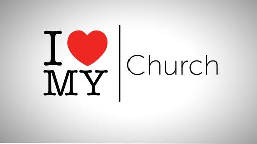 I Love My Church:  Week 2 - Unity/Gifts