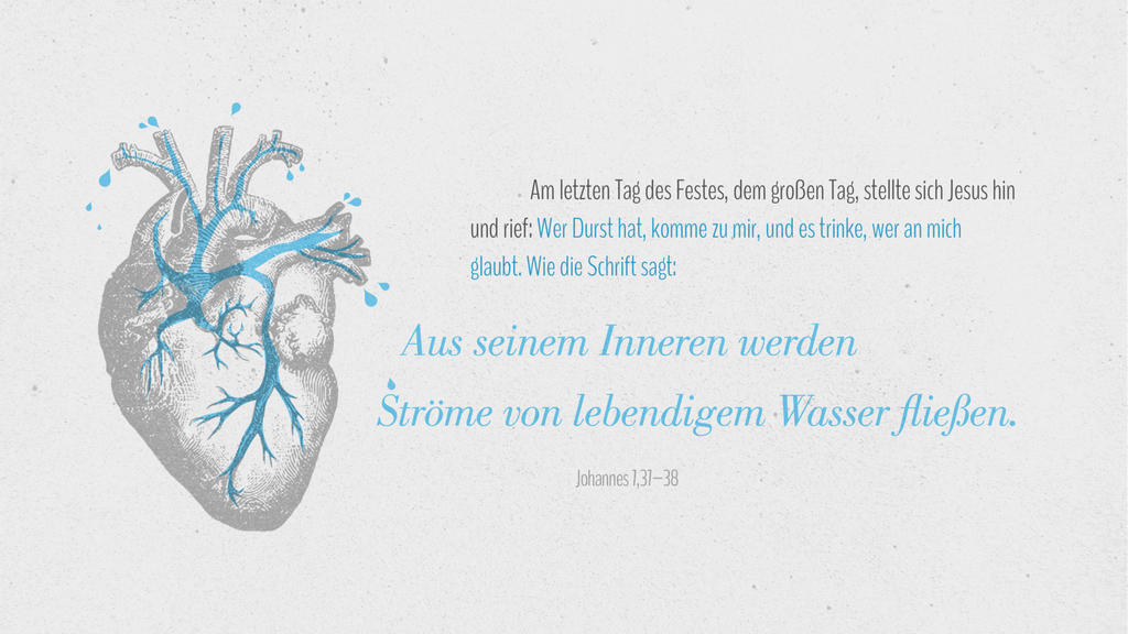 Johannes 7,37–38 large preview
