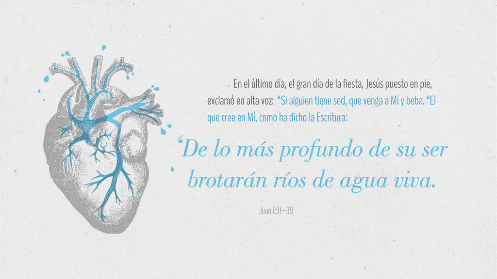 Juan 7.37–38 large preview