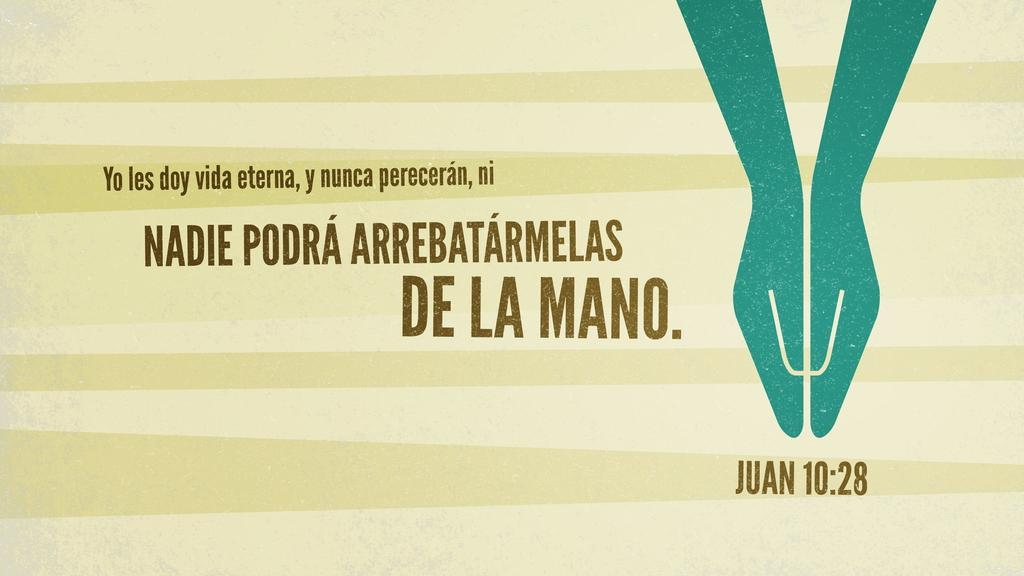 Juan 10.28 large preview