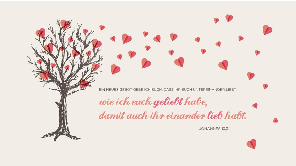 Johannes 13,34 large preview
