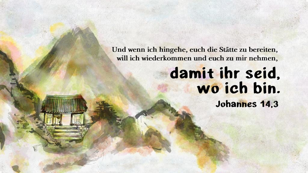 Johannes 14,3 large preview