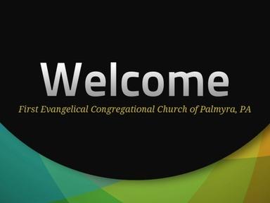 Sunday Worship June 21, 2020