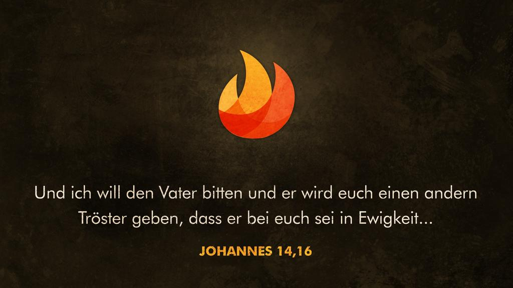 Johannes 14,16 large preview