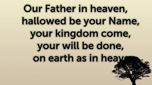 HONOR  THE FATHER