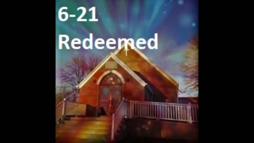 6-21 Redeemed (Duet)