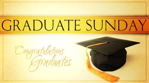 2020 Graduate Sunday