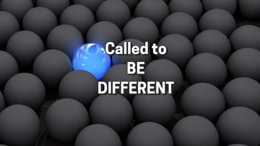 Different in Whom we Please