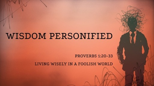 Wisdom Personified