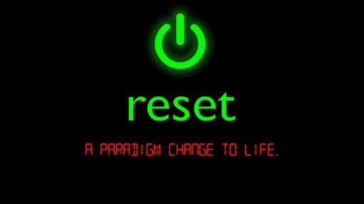 Reset - Following Jesus