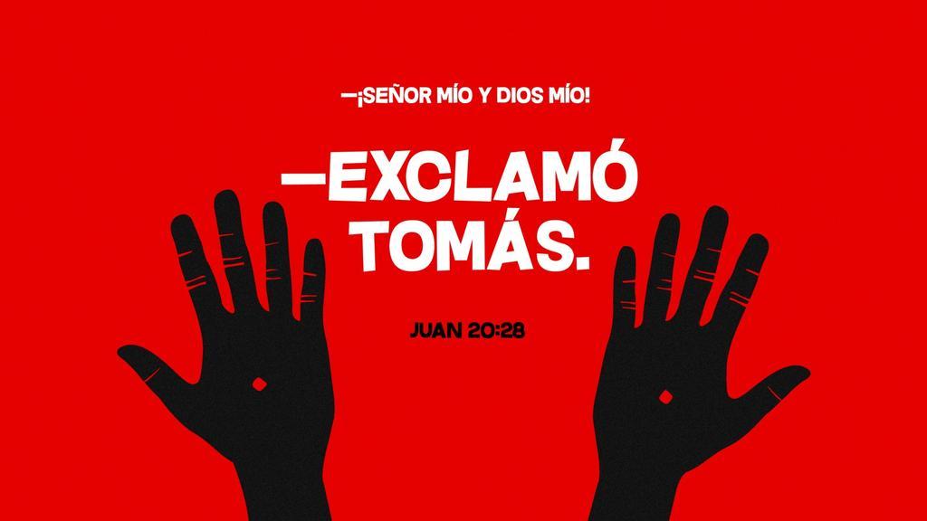 Juan 20.28 large preview