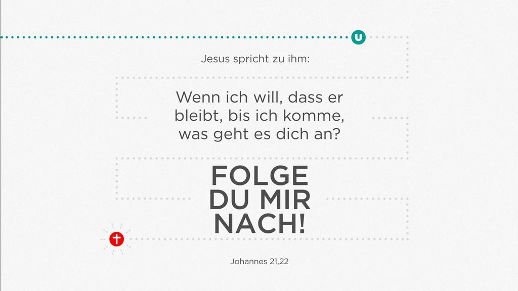 Johannes 21,22 large preview