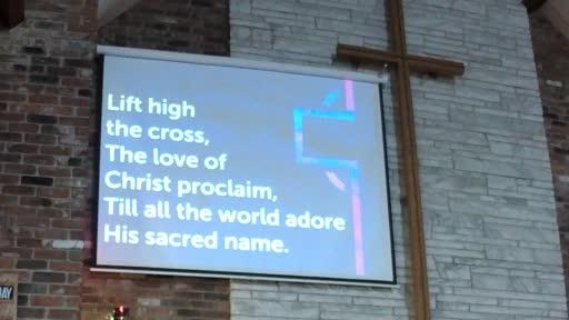April 5, 2020 Passion Sunday Part 2