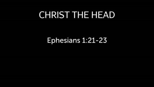 Christ The Head