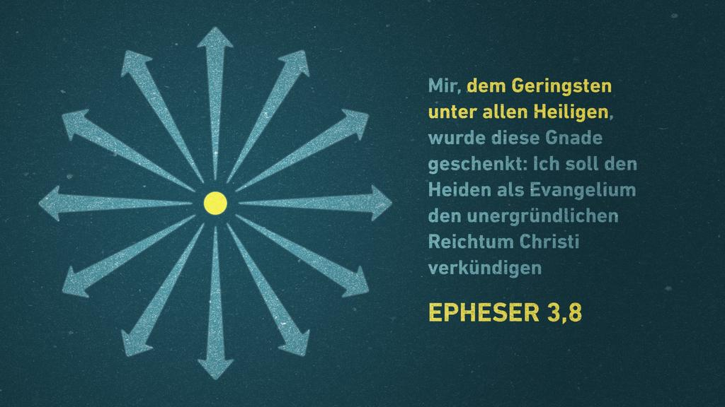 Epheser 3,8 large preview