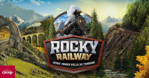 Rocky Railway Vbs-2020