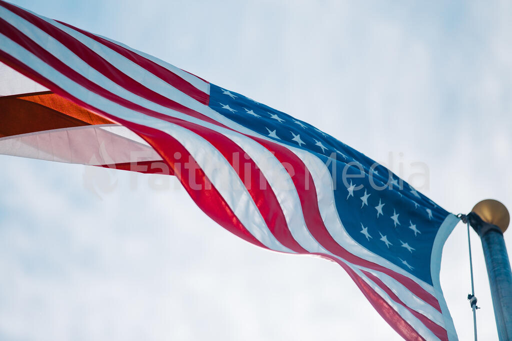 American Flag 35 preview